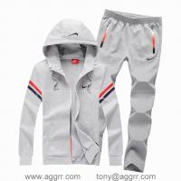 Wholesale Nike long suit men sportswear track suit for men brand sporting clothing from china suppliers