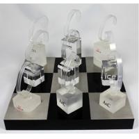 Wholesale Custom Clear Acrylic Watch Display Stand For Show , 2mm - 200mm Thickness from china suppliers