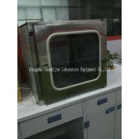 Wholesale Stainless Steel Pass Box / Pass Through Box Cleanroom / Pass Box For Laboratory Use from china suppliers