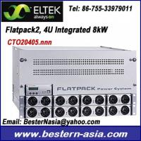 Wholesale Delta Eltek Flatpack2 power system 48V 8KW 4U high CTO20405.nnn from china suppliers