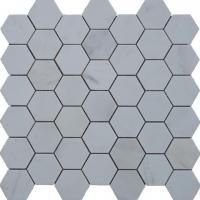 Wholesale Brown Marble Mosaic,Herribone Mosaice,Hexagon Mosaic,Basket Wave Design Mosaic from china suppliers