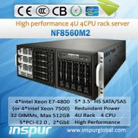 Wholesale Rack Server 4U 4Socket NF8560 from china suppliers