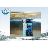 Wholesale CSSD Pit Mount Double Door Autoclaves With Horizontal Sliding Door from china suppliers