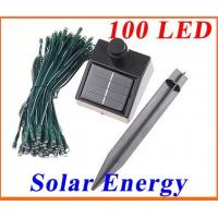 Wholesale 17M Solar LED String Lights Decoration Christmas lights Tree Party lighting with 100 led from china suppliers
