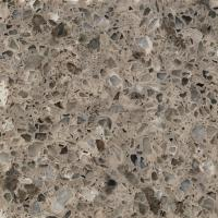 Buy cheap Artificial Quartz stone Slab Countertop Flooring Tiles , Customized from wholesalers