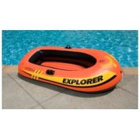 Wholesale Summer Days Rigid Inflatable Ferry Barge Rubber Dinghy With Friends from china suppliers