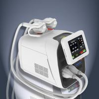Wholesale Beauty Machine IPL RF Elight SHR skin rejun\venation White Suitable For All Skin Types from china suppliers