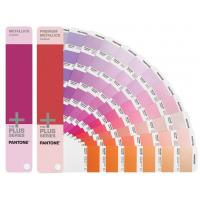 Wholesale 2015 Edition PANTONE Metallics Color Card from china suppliers