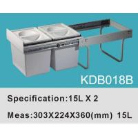 Wholesale Trash Bin|Kitchen Bin|Cabinet Bin|Garbage Bin|Waste Bin KDB018B from china suppliers