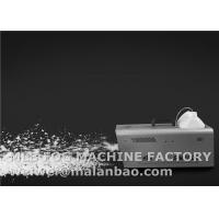 Wholesale High Power Indoor / Outdoor Artificial Snow Making Machine 1000Watt from china suppliers