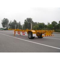 Wholesale 40 Feet-Gooseneck-Sleletal Container Semi-Trailer from china suppliers