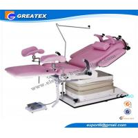 Wholesale Advanced Electric Hydraulic Gynecological Chair Operating Tables with Shadowless lamp from china suppliers
