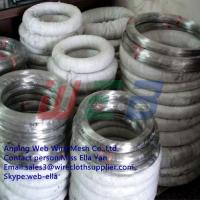 Buy cheap 16 gauge stainless steel soft wire for woven mesh and handcraft from wholesalers