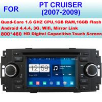 Buy cheap 2007 - 2009 Chrysler DVD Player , Dual Zone Car DVD Player Auto Radio Multimedia GPS from wholesalers