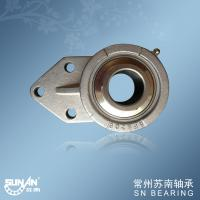 Wholesale Durable Stainless Steel Pillow Block Bearing SSUCFB206 , Building Bearings from china suppliers