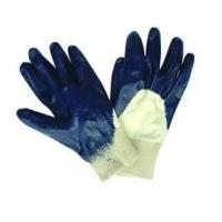 Wholesale Customized Safety Puncture Resistance Industrial Protective Gloves With Knitted Cuff from china suppliers