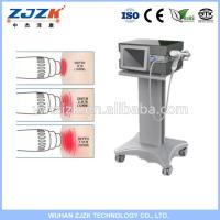 Wholesale Emitting High Energy Pulse Shock Wave Therapy Machine For Plantar Fasciitis / Tennis Elbow from china suppliers