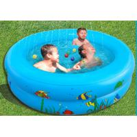 Wholesale OEM Kids inflatable swimming pool above ground , backyard inflatable pools from china suppliers