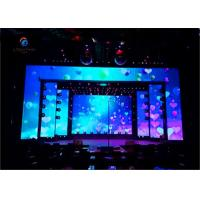 Wholesale Full Color Stage Board 500x500mm cabinet P3.91 Indoor LED Screen from china suppliers