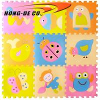 Wholesale Top Quality Puzzle Mat with Animals , Fruit and Traffic Non-toxic, Environmental from china suppliers