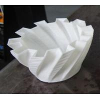 Wholesale ABS / Nylon White Large Scale 3D Printing For Consumer Goods Full color from china suppliers