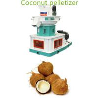Buy cheap Customized color coconut pelletizer for sale in Thailand ----Jingerui from wholesalers