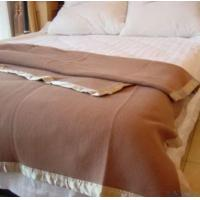 Wholesale Hotel Woven Blanket from china suppliers