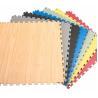 Buy cheap High Density 100% EVA Foam Taekwondo mat 1*1m with 30mm reversible mats passing CE test from wholesalers