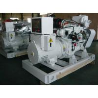 Wholesale 75KW, 94KVA Cummins Marine Type Diesel Generator Set, 3 Phase 4 Lines V80M from china suppliers