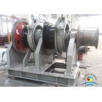 Wholesale φ28 Hydraulic Drive Combined Marine Anchor Windlass With Winch 33.3KN CCS Approval from china suppliers