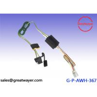 Wholesale 18AWG Cable 4 Pin Trailer Flat With Box , Waterproof  Wiring Harness from china suppliers