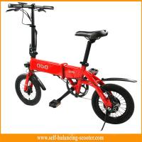 Wholesale New Style 36v 250w 14inch Electric Boost Bike Folding Bike Mini Adult Foldable from china suppliers