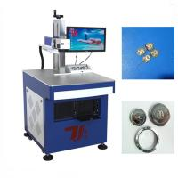 Wholesale 20W Fiber Laser Engraver Optical Fiber Laser Engraving Machine For Metal from china suppliers