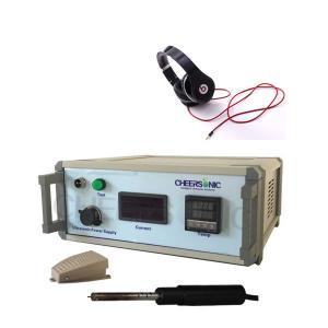 Wholesale Security Ultrasonic Soldering Iron , Ultrasonic Soldering Equipment 15W from china suppliers