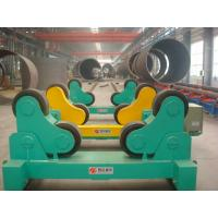 Wholesale Automatic Welding Turning Roll / Pipe Rollers PU Wheel For Vessel from china suppliers