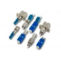 Wholesale FC / PC Variable Fiber Optic Attenuator 5dB Singlemode / Multimode Female To Male Type from china suppliers