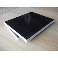 Wholesale 18mm Construction Concrete Formwork Film Faced Plywood / Laminated Ply Sheets 4 x 8 from china suppliers