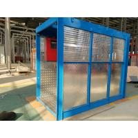 Wholesale 118kg Mast Construction Lifts, 8 Rack Modulus 54m Elevator for Airport Built - up from china suppliers