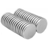 Buy cheap Customized cheap small Neodymium Disk magnet for Electric-acoustic Devices from wholesalers