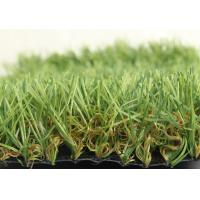Buy cheap Natural Soft Fake Turf Grass For Residential Decking / Landscaping from wholesalers