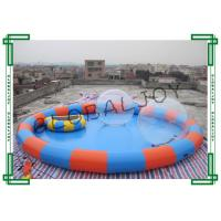Wholesale Outdoor Inflatable Water Pool , Inflatable Swim Pool for Balloons from china suppliers