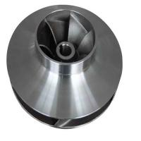 Wholesale ASTM , DIN , ISO , BS , JIS. 316 Stainless steel impeller , investment casting impeller from china suppliers