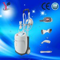 Wholesale CE Approved infrared rf vacuum roller massage velashape machine/ 4 handles velashape from china suppliers