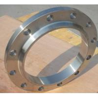 Wholesale 316L Stainless Steel Ring Flange Forging Process , Corrosion Resistant from china suppliers