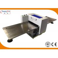 Buy cheap 400 mm /s PCB Depaneling Machine 9 Pairs Of Blades Cutting LED Strip MCPCB from wholesalers