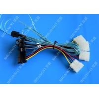 Buy cheap 0.5m SFF-8643 to 4xSFF-8482 Internal SAS Cable SAS 29Pin for Power from wholesalers