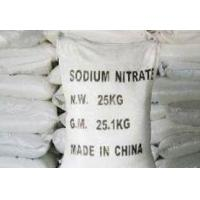 Wholesale Sodium Nitrate from china suppliers