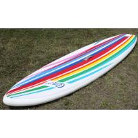 Wholesale Beautiful Surfing 3m Inflatable Standup Paddleboard EVA Non-Slip Mat light weight from china suppliers