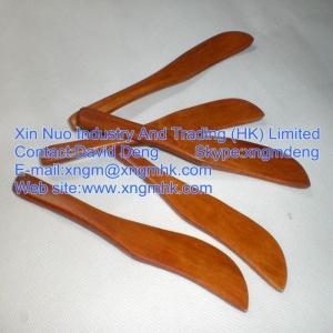 Wholesale Wooden bread knife, wooden Western Knife, wooden knife, wooden knife and fork from china suppliers