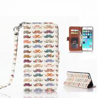 Wholesale Fashion Cute Painted Pattern Flip Leather Case W/Stand For Iphone 6 Plus from china suppliers